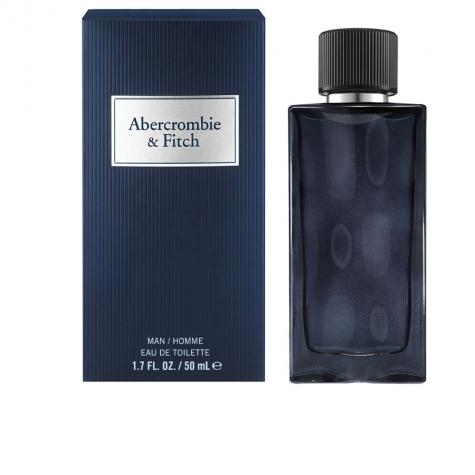 FIRST INSTINCT BLUE FOR MAN edt spray 50 ml | ABERCROMBIE & FITCH