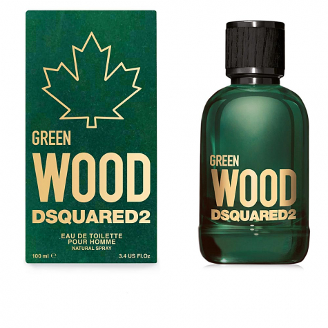 GREEN WOOD POUR HOMME edt spray 100 ml | DSQUARED2