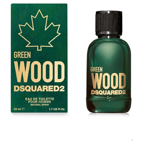 GREEN WOOD POUR HOMME edt spray 50 ml | DSQUARED2