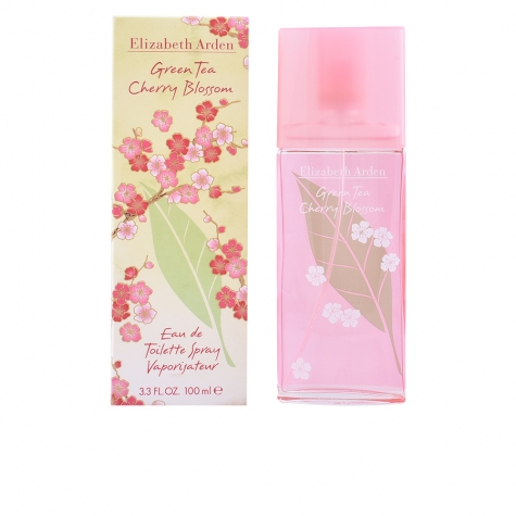 GREEN TEA CHERRY BLOSSOM edt spray 100 ml | ELIZABETH ARDEN
