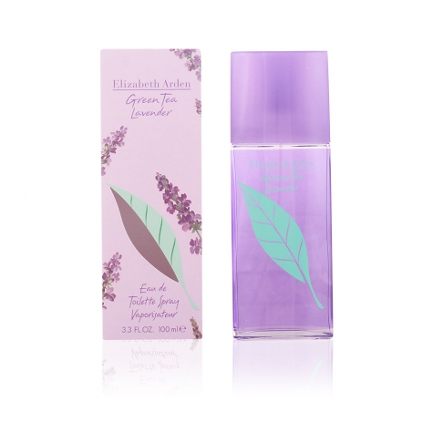 GREEN TEA LAVENDER edt spray 100 ml | ELIZABETH ARDEN