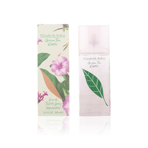 GREEN TEA EXOTIC edt spray 100 ml | ELIZABETH ARDEN