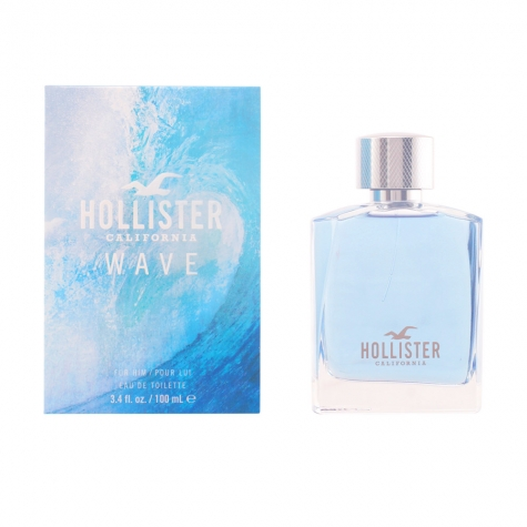 WAVE FOR HIM edt spray 100 ml | HOLLISTER
