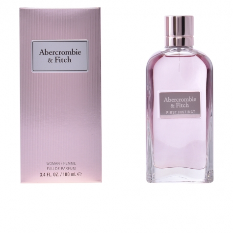FIRST INSTINCT WOMAN edp spray 100 ml | ABERCROMBIE & FITCH