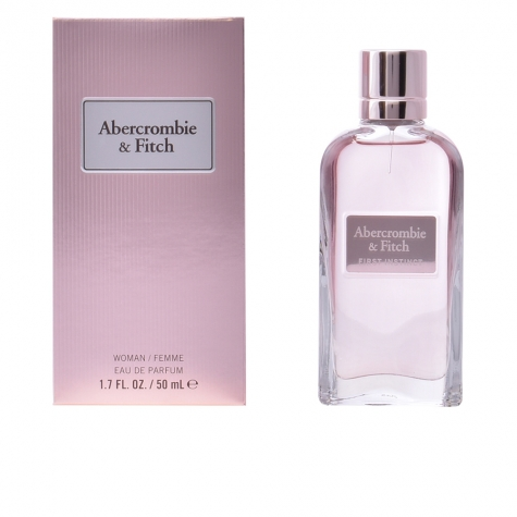 FIRST INSTINCT WOMAN edp spray 50 ml | ABERCROMBIE & FITCH