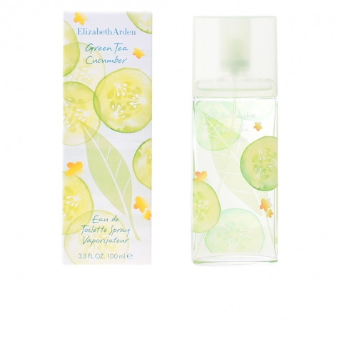 GREEN TEA CUCUMBER edt spray 100 ml | ELIZABETH ARDEN