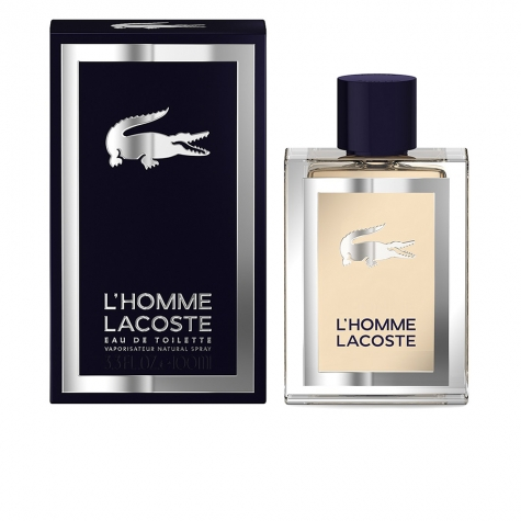 L'HOMME LACOSTE edt spray 100 ml | LACOSTE