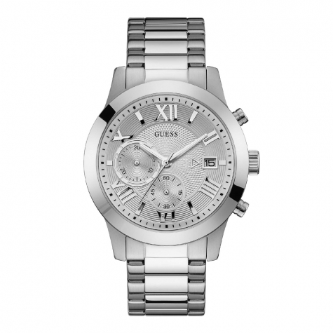 Guess Atlas W0668G7 Herrenuhr Chronograph