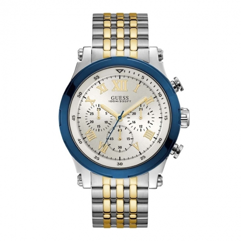 Guess Anchor W1104G1 Herrenuhr Chronograph